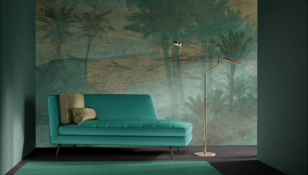 QUINSAÏ Wallcovering® Panoramatapete Tapeten Wände & Decken  |