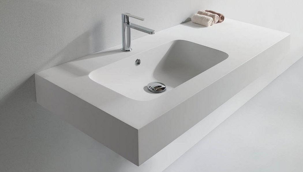 EURO BAGNO waschtischplatte Waschbecken Bad Sanitär   