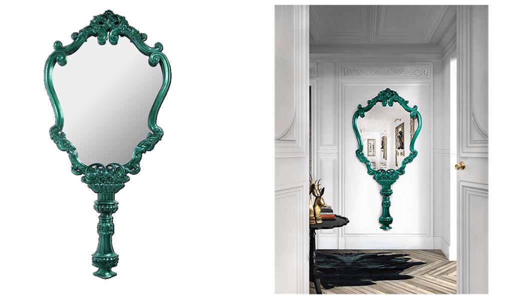 BOCA DO LOBO Spiegel Spiegel Dekorative Gegenstände  |