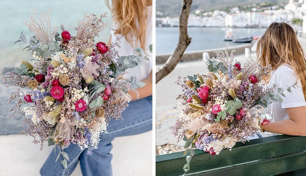 ROSA CADAQUES Trockenblume Blumen und Gestecke Blumen & Düfte  |