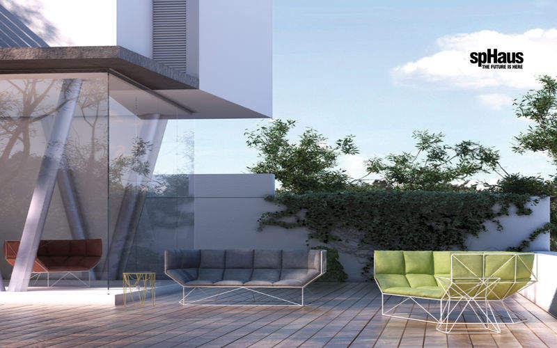 SPHAUS Terrasse |