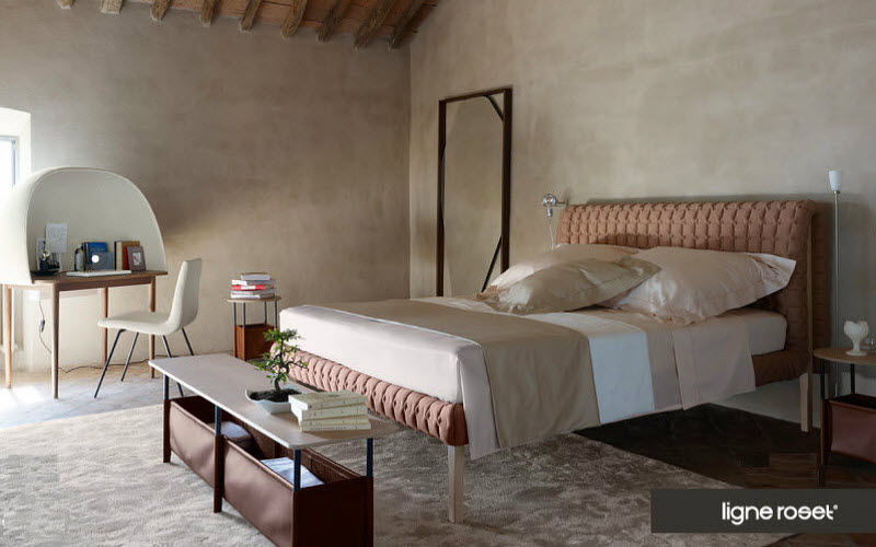 Ligne Roset Doppelbett Doppelbett Betten Schlafzimmer | Land