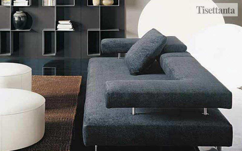 Tisettanta Sofa 3-Sitzer Sofas Sitze & Sofas Büro | Design Modern