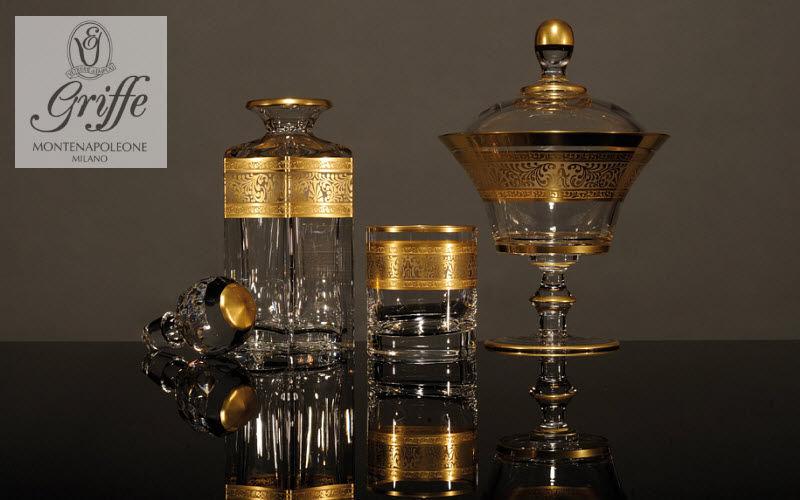 GRIFFE Whiskykaraffe Flaschen und Karaffen Glaswaren   