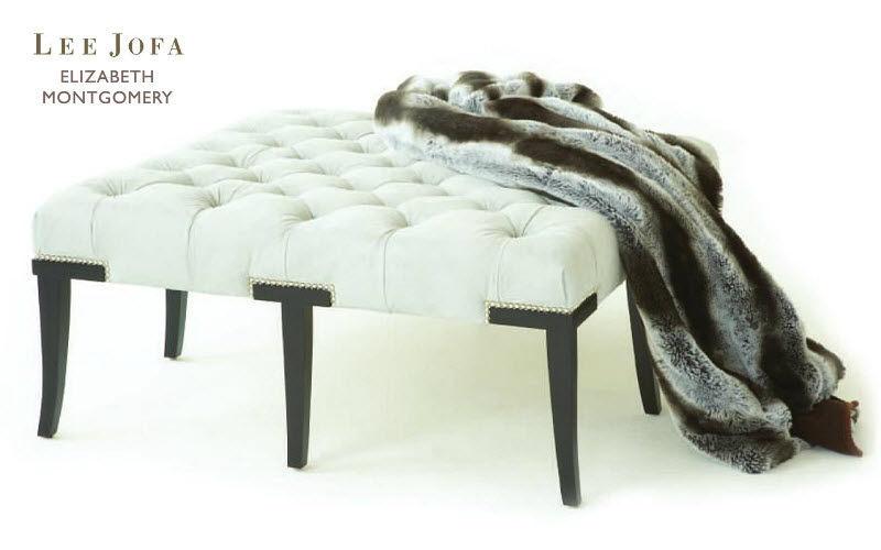 Lee Jofa Sitzkissen Schemel und Beinauflage Sitze & Sofas  |