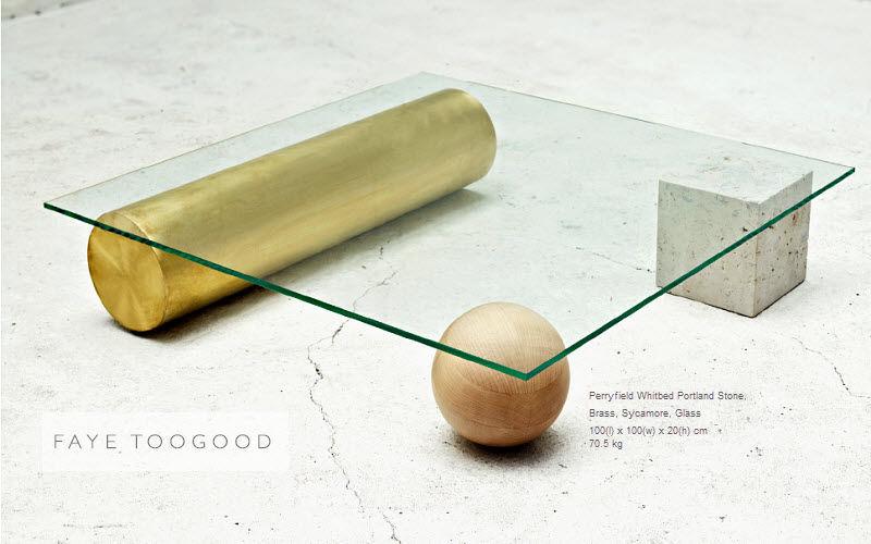 FAYE TOOGOOD Couchtisch quadratisch Couchtische Tisch  |