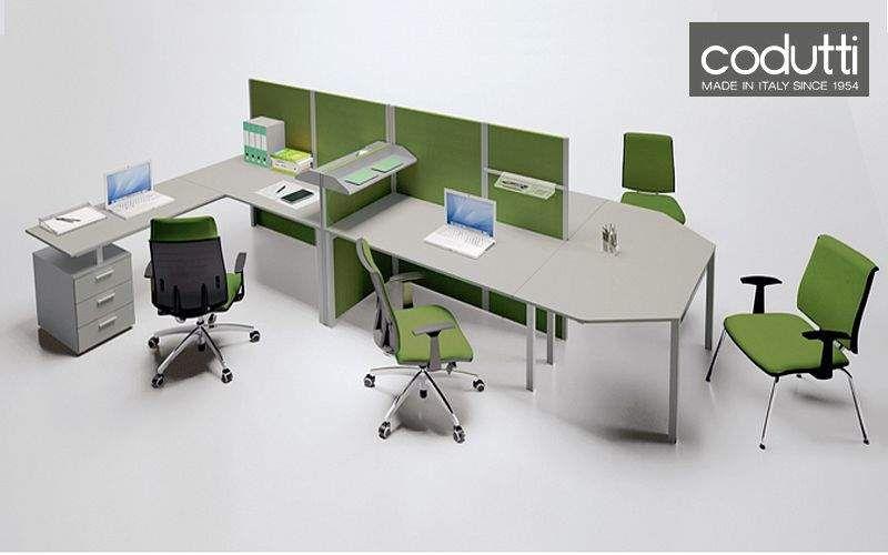 Codutti Schreibtisch Büroräume Schreibtische & Tische Büro Arbeitsplatz |