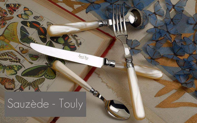 Sauzede- Touly Besteck Bestecke Bestecke  |
