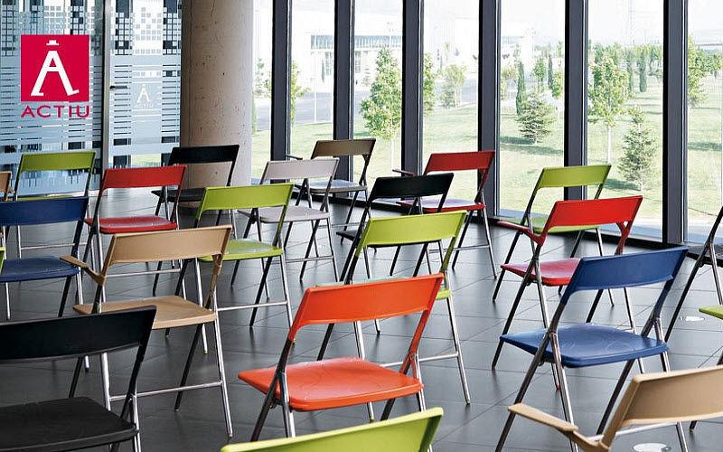 Actiu Klappstuhl Stühle Sitze & Sofas Arbeitsplatz |