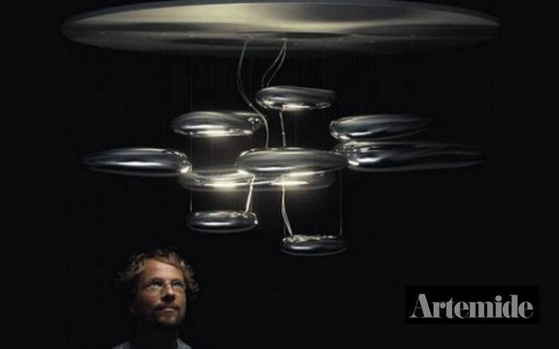 wohnzimmer deckenlampen design ~ ideen für die innenarchitektur ... - Wohnzimmer Deckenlampen Design