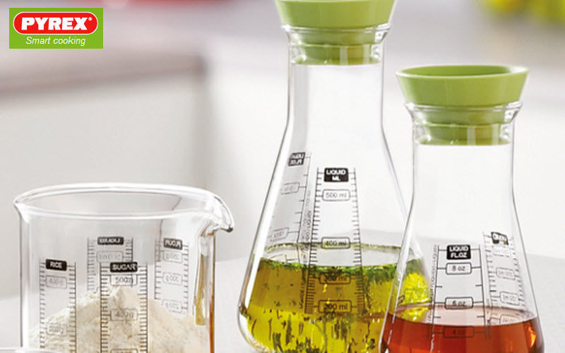 Pyrex Messbecher Dosieren Messen Küchenaccessoires  |