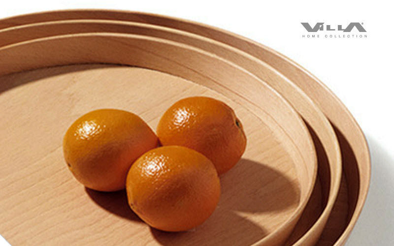 Villa Home Collection Tablett Platte Küchenaccessoires Esszimmer   Design Modern