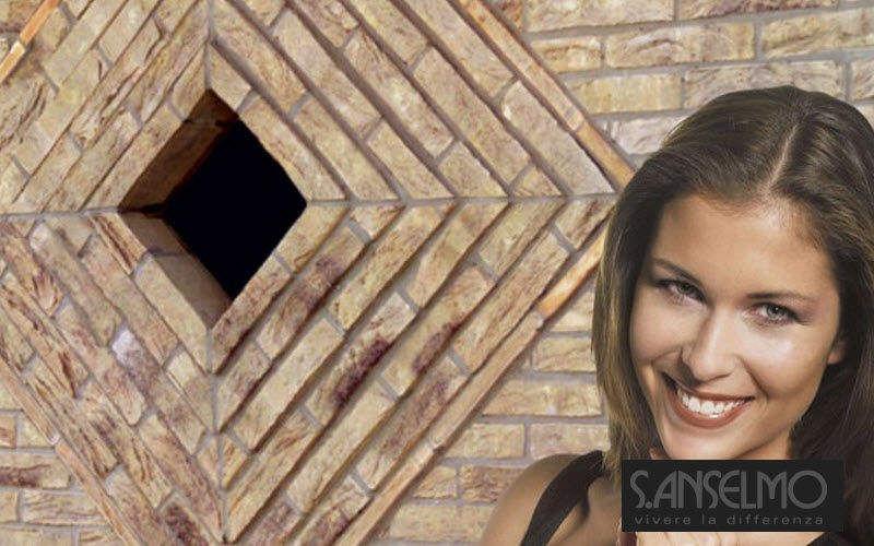 S. ANSELMO Klinker Verkleidung Wände & Decken  |