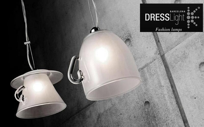 DREssLIGHT BARCELONA Deckenlampe Hängelampe Kronleuchter und Hängelampen Innenbeleuchtung Esszimmer | Unkonventionell