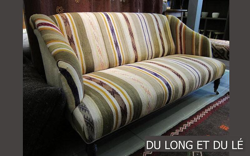 Du Long et du Lé Sofa 3-Sitzer Sofas Sitze & Sofas  |
