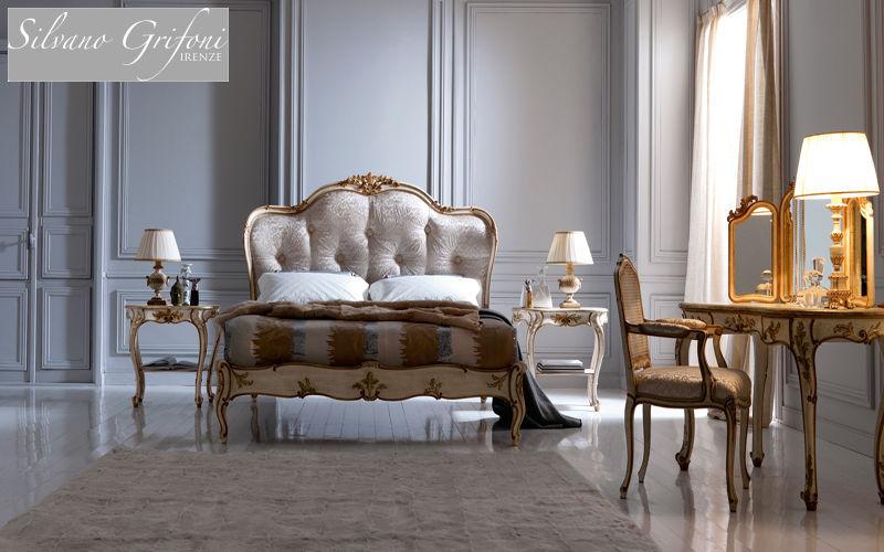 Silvano Grifoni Doppelbett Doppelbett Betten Schlafzimmer | Klassisch