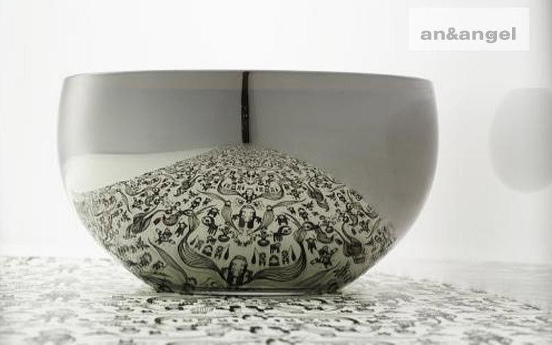 AN&ANGEL Deko-Schale Schalen und Gefäße Dekorative Gegenstände  |