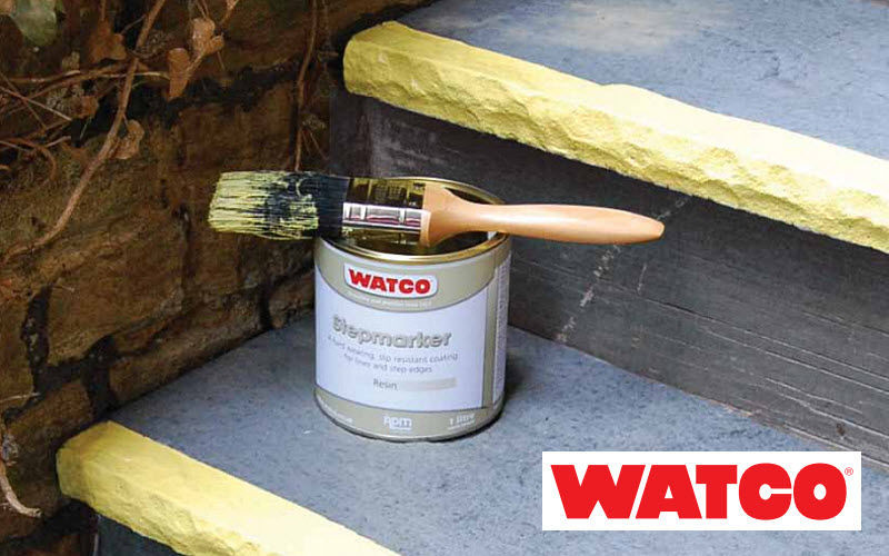 WATCO FRANCE Rutschfeste Fußbodenfarbe Bodenanstriche Böden  |