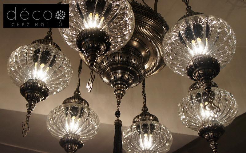 DÉCO CHEZ MOI Kronleuchter Kronleuchter und Hängelampen Innenbeleuchtung Esszimmer | Exotisch