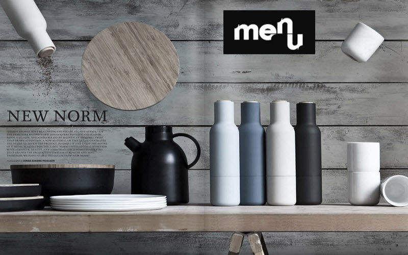 MENU Flasche Flaschen und Karaffen Glaswaren Küche | Design Modern