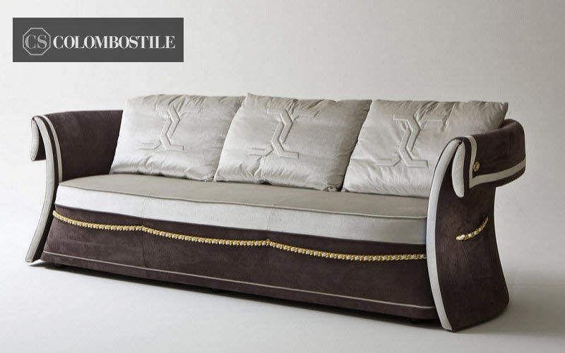 Colombostile Sofa 3-Sitzer Sofas Sitze & Sofas  |