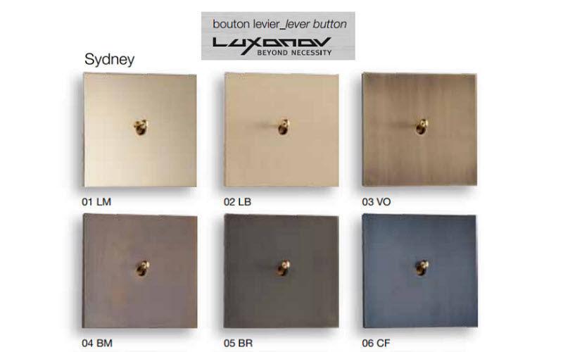 Luxonov Lichtschalter Elektroinstallation Innenbeleuchtung   