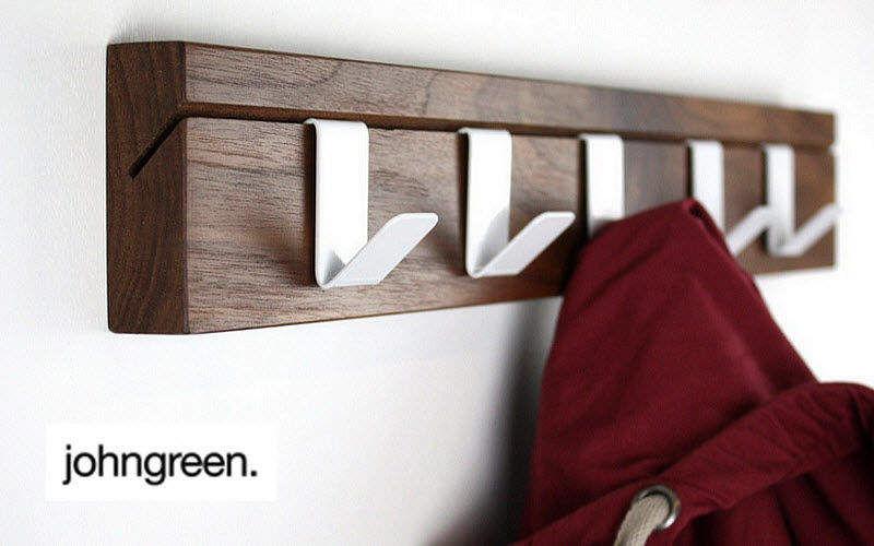 JOHN GREEN Wandhaken Möbel & Accessoires für den Eingangsbereich Regale & Schränke  |