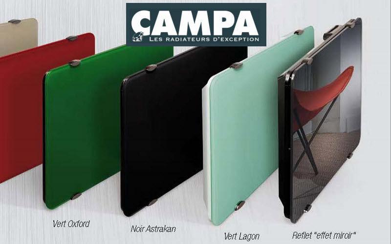 Campa Elektroheizstrahler Elektroheizung Ausstattung  |