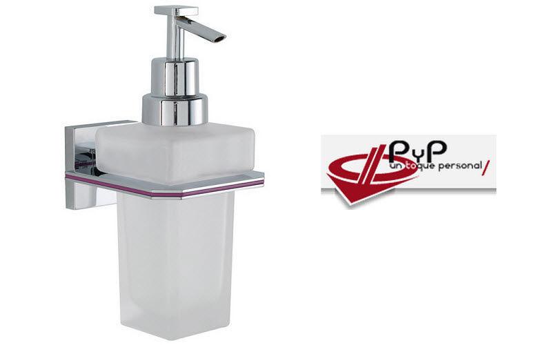 Accesorios de baño PyP Wandseifenspender Badezimmeraccessoires Bad Sanitär  |