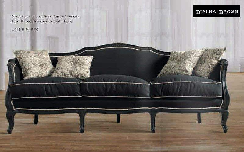 DIALMA BROWN Sofa 3-Sitzer Sofas Sitze & Sofas  | Klassisch