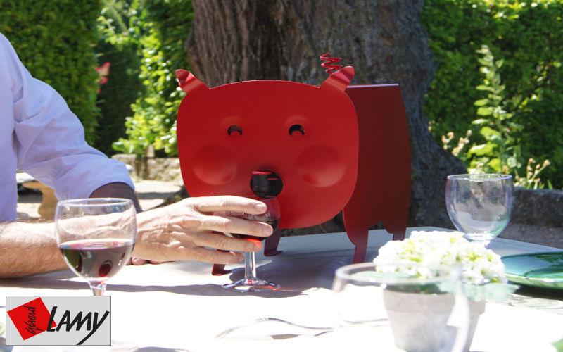 Gerard Lamy Cubitainer-Verkleidung Rund um den Wein Tischzubehör  |