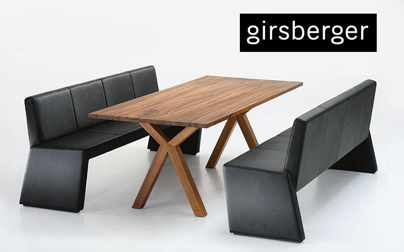 GIRSBERGER Bank Bänke Sitze & Sofas   