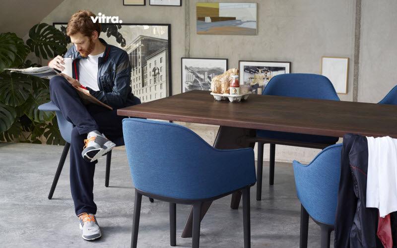 VITRA Rechteckiger Esstisch Esstische Tisch   
