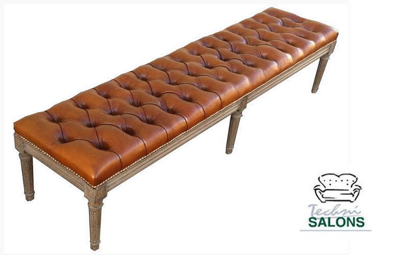 Techni Salons Gepolsterte Bank Sitzbänke Sitze & Sofas  |