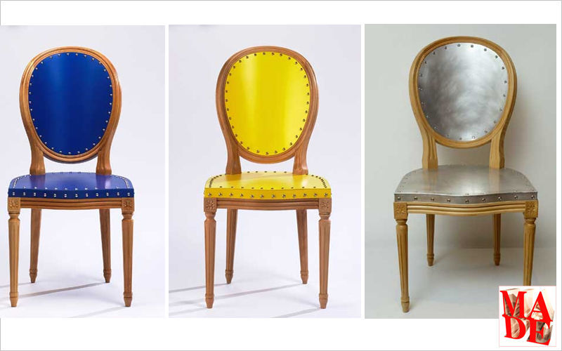 Made Medaillon-Stuhl Stühle Sitze & Sofas   