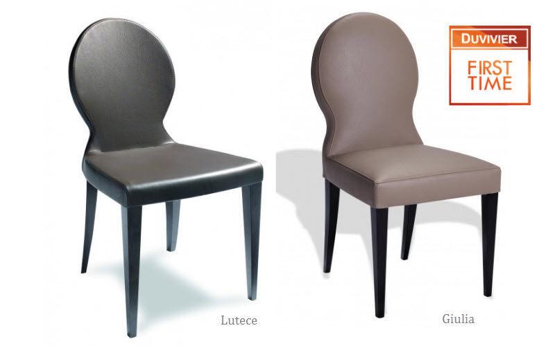 Canapés Duvivier Medaillon-Stuhl Stühle Sitze & Sofas  |