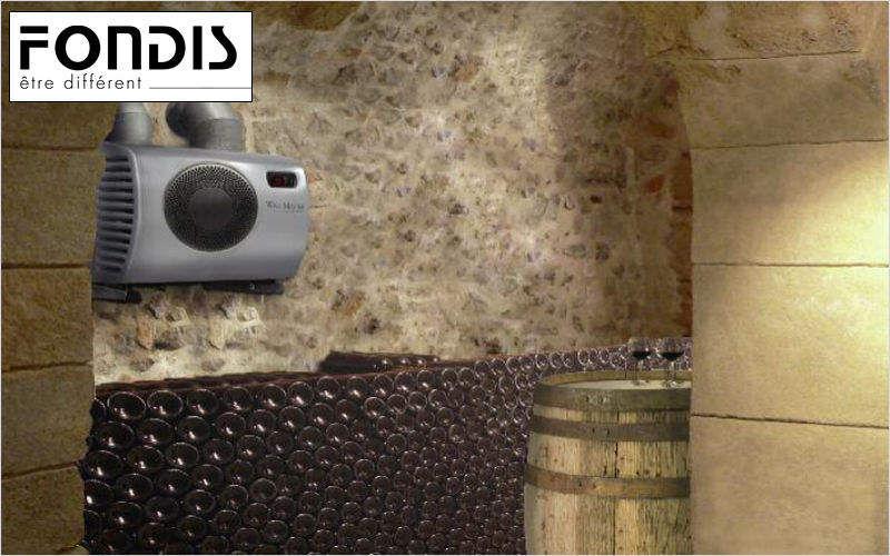 FONDIS®-ETRE DIFFERENT Klimagerät für Weinkeller Keller Ausstattung  |