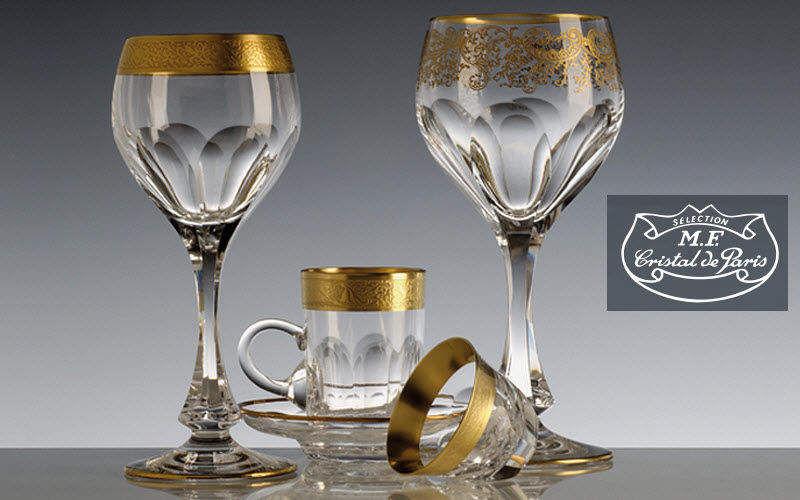 Cristal De Paris Stielglas Gläser Glaswaren  |