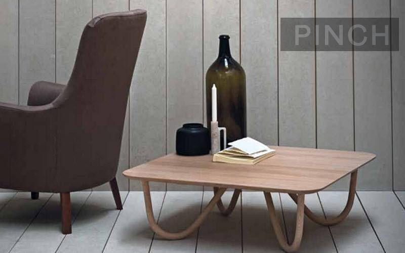 PINCH Rechteckiger Couchtisch Couchtische Tisch  |