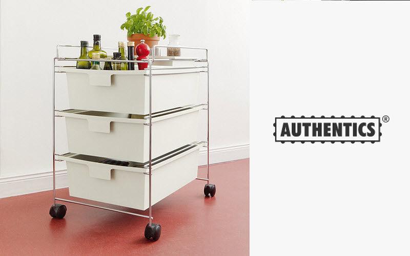 Authentics Küchenwagen Arbeitsplatten und Anrichten Küchenausstattung  |