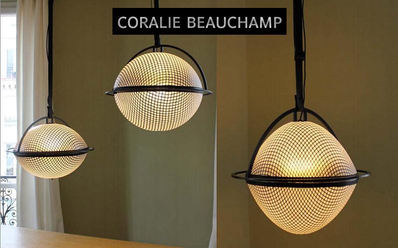 CORALIE BEAUCHAMP Deckenlampe Hängelampe Kronleuchter und Hängelampen Innenbeleuchtung  |