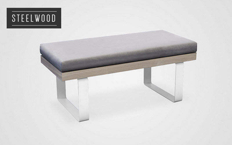 Steelwood Concept Gepolsterte Bank Sitzbänke Sitze & Sofas  |