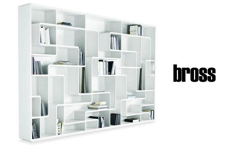 BROSS Offene-Bibliothek Bücherregale Regale & Schränke   