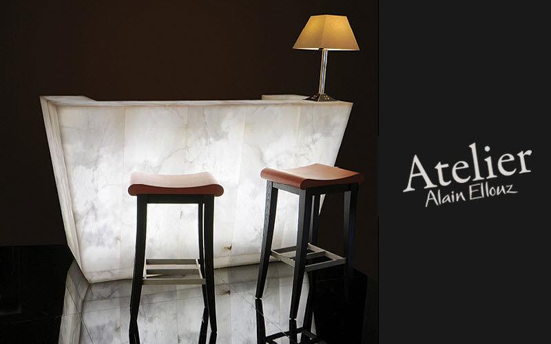 Atelier Alain Ellouz Barmöbel Barmöbel Tisch  |