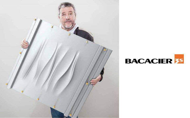BACACIER 3S Wandverkleidung aus Stahl Außen Sonstiges Außen Diverses   