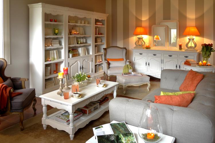 Interior's Wohnzimmersitzgarnitur Couchgarnituren Sitze & Sofas   