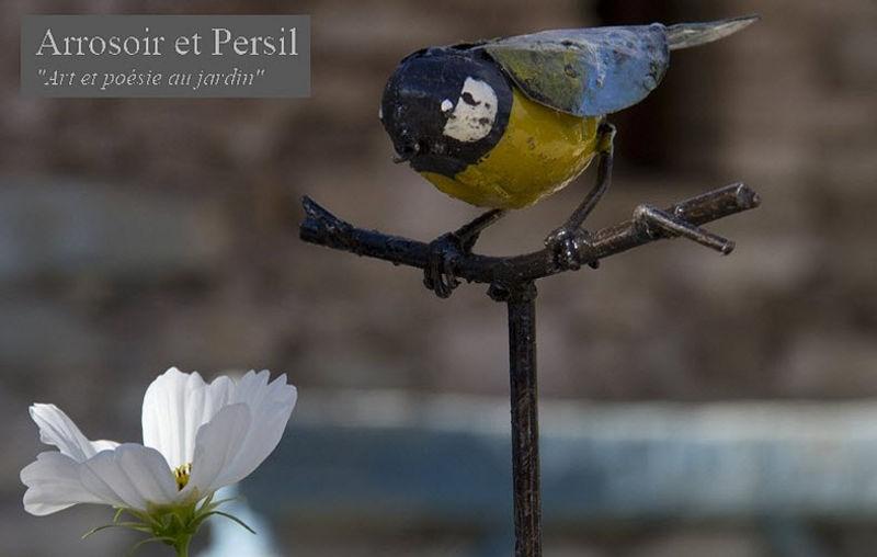ARROSOIR ET PERSIL Pflanzenstütze Blumen und Gestecke Blumen & Düfte  |