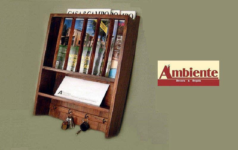 A1 Decora & Regala Zeitschriftenständer Kleine Möbel Regale & Schränke  |