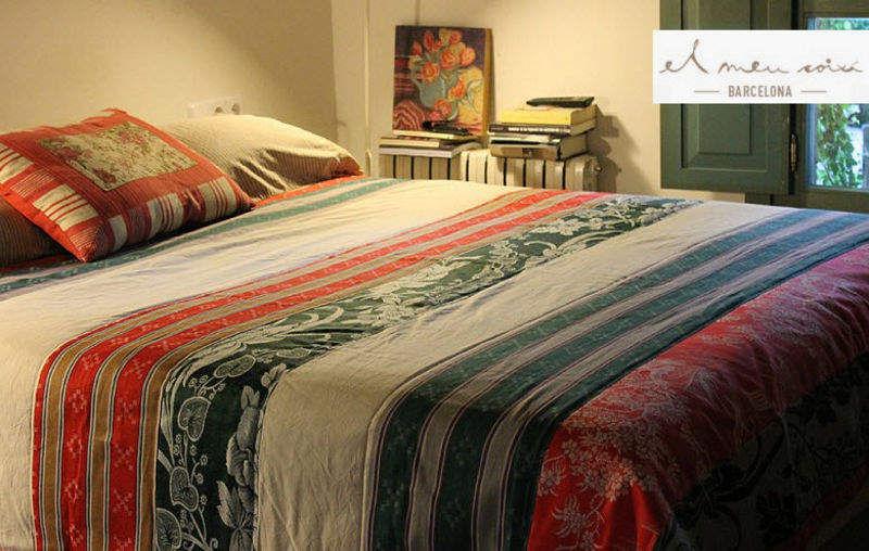 EL MEU COIXI Tagesdecke Bettdecken und Plaids Haushaltswäsche  |