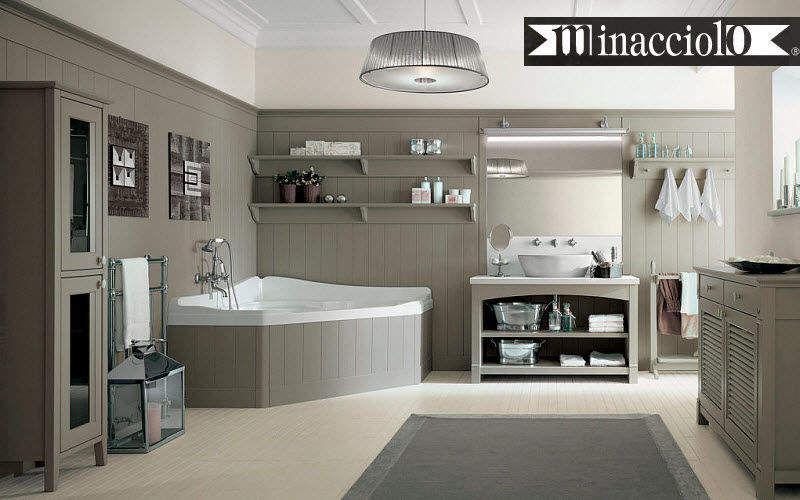 MINACCIOLO Badezimmer Badezimmer Bad Sanitär Badezimmer | Land